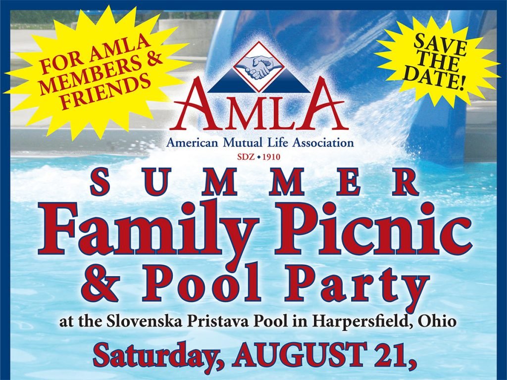 Family Picnic & Pool Party 2021